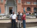 Egyptian Museum and Giza Pyramids Tour from Port Said